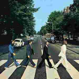 Capa do Abbey Road