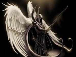 anjo em alta definição