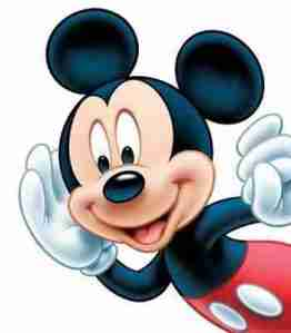 Mickey Mouse da Disney