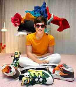 Cores vivas na Moda de 2010