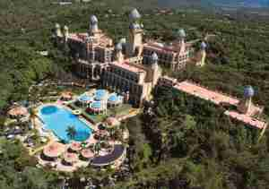 The Palace em Sun City