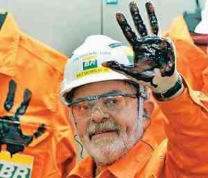 Lula e o petróleo